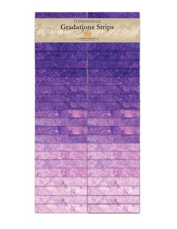 Gradations Strips ~ Amethyst