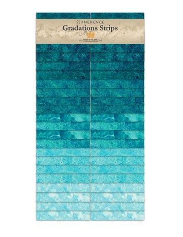Gradations Strips ~ Lagoon
