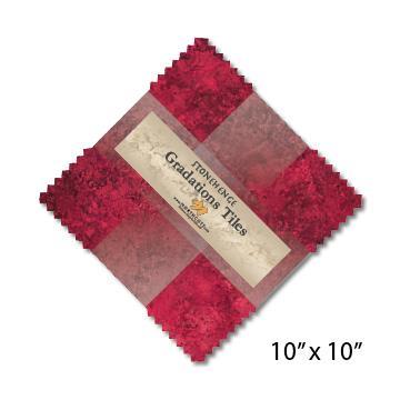 Gradations Tiles ~ Hibiscus