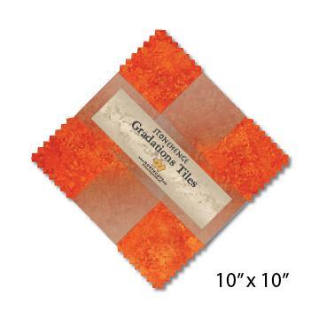 Gradations Tiles ~ Sunglow