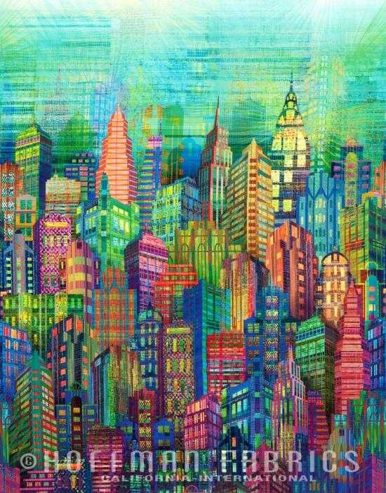 Skylines by Hoffman