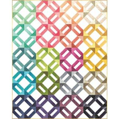 Ombre Confetti Weave Kit by V & Co. for Moda