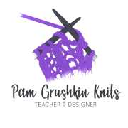 Pam Grushkin Virtual Knitting Classes