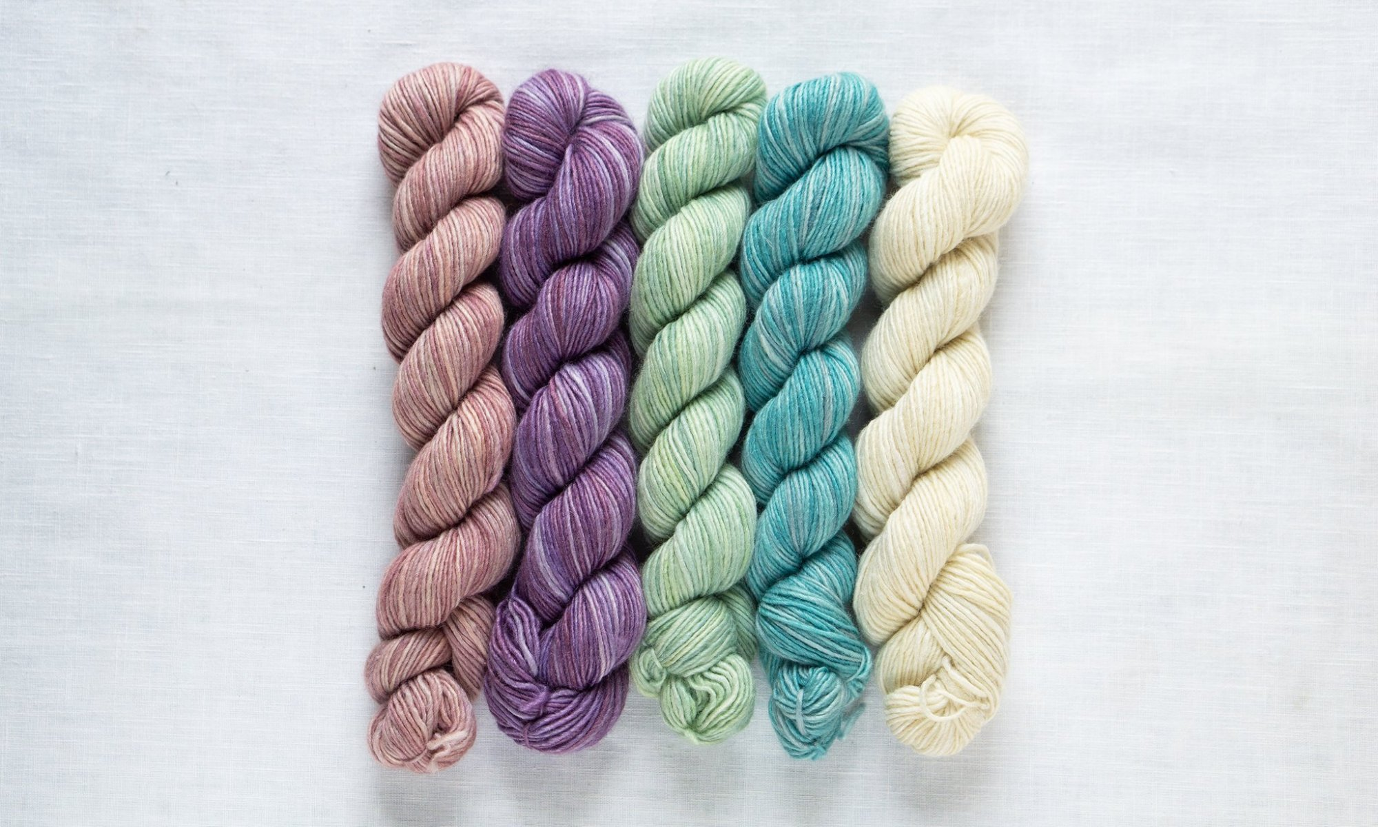 Fino Mini Skein Kit