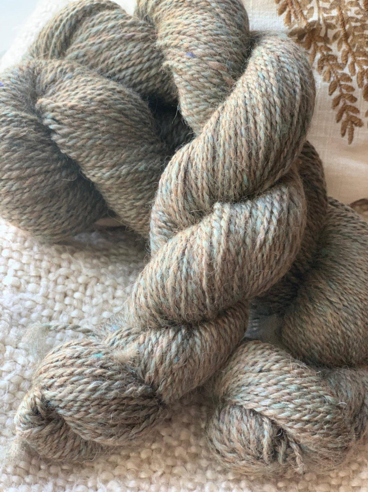 Meadowgate Alpacas DK - Dyed