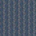 KINGSTON PAISLEY STRIPE CLASSIC BLUE