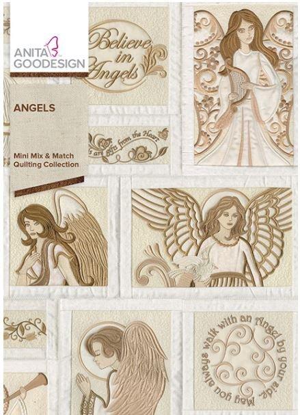 AGD Mini Mix n Match ANGELS
