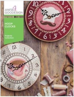 AGD Hoop Clocks