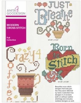 AGD Full Collection Modern Cross Stitch