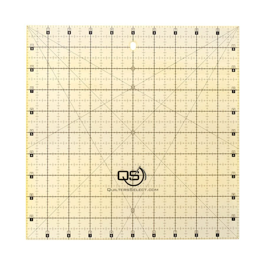 Quilters Select 10X10 Ruler
