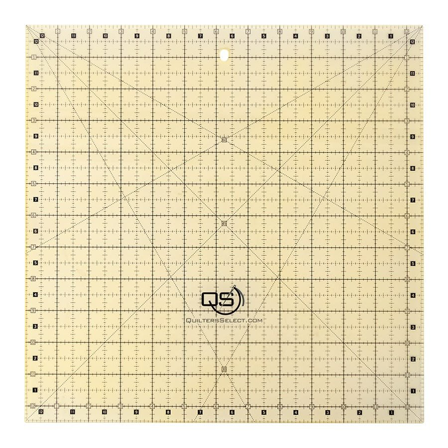 Quilter's Select 12.5 x 12.5 Ruler