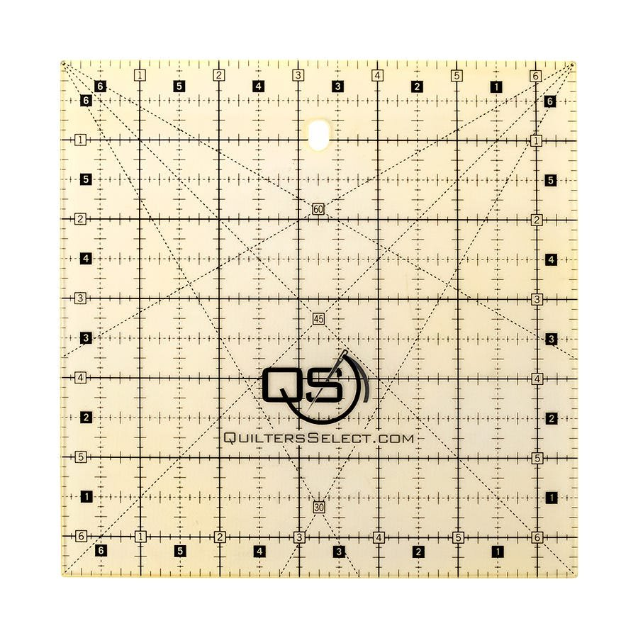 Quilter's Select 6.5 X 6.5 Ruler
