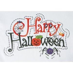 Happy Halloween BLING