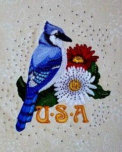 USA Bluejay BLING