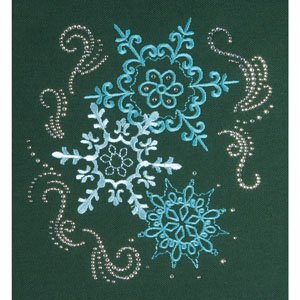 Snowflakes BLING