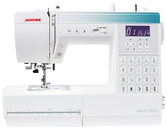 Janome Sewist 780DC