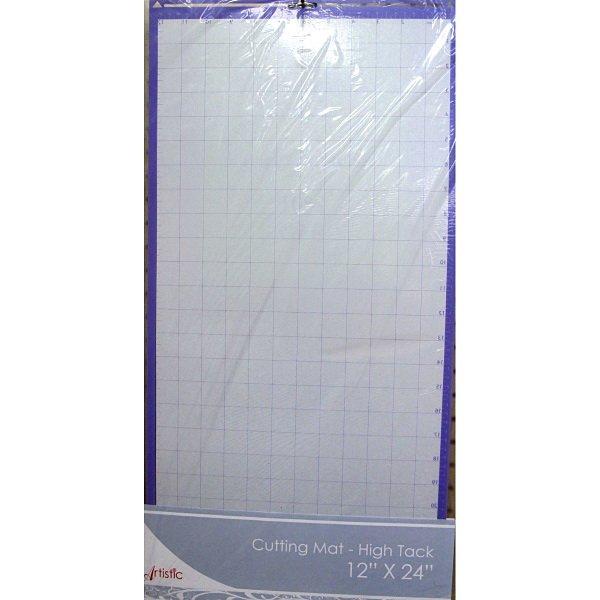 Cutting Mat - High Tack  12 x 24