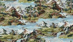 Alpine Fabric 26100-11