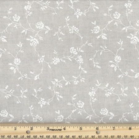 All Varieties of White on Off-White 108 Wide Backing Fabric