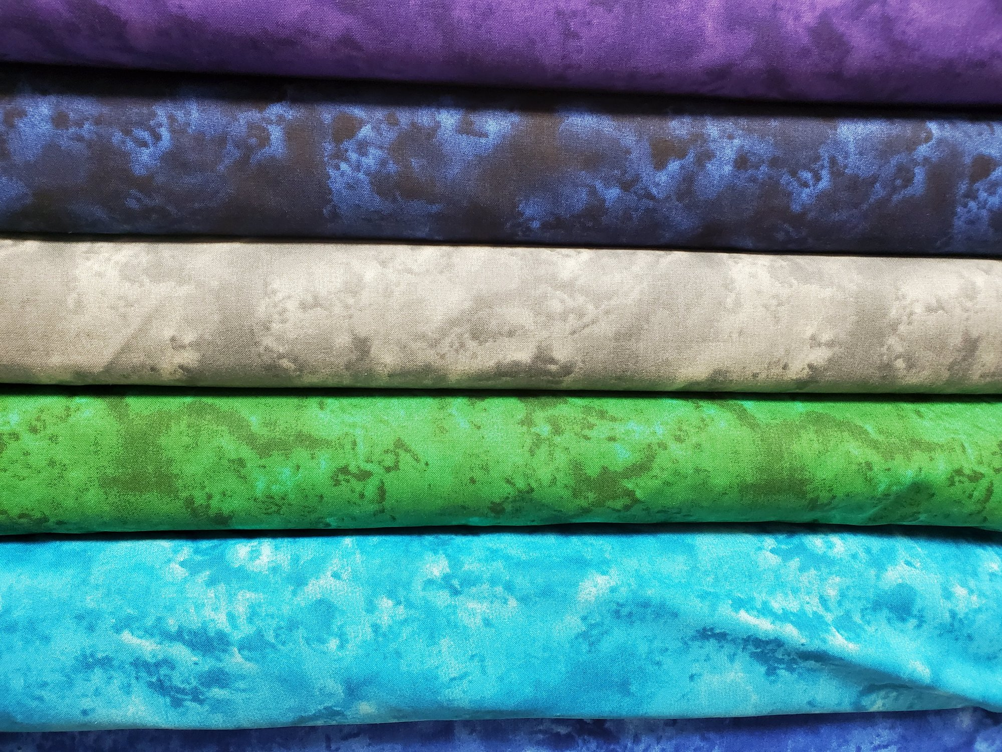 All Varieties of Storm Clouds 108 Wide Backing