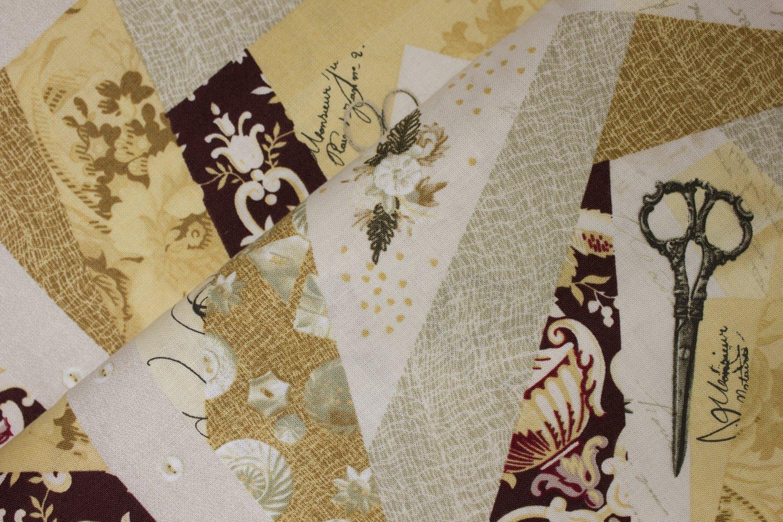 Haberdasher by Brian Haggard for Windham Fabrics