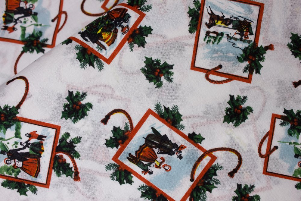 Gift Tags on White