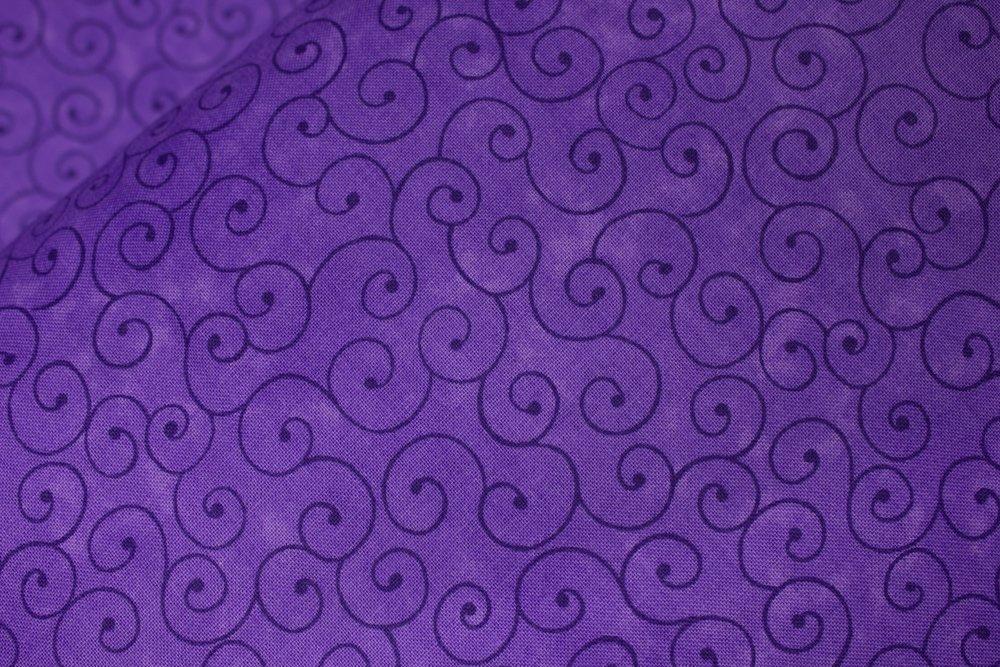 All Varieties - 108 Wide Spirals Backing