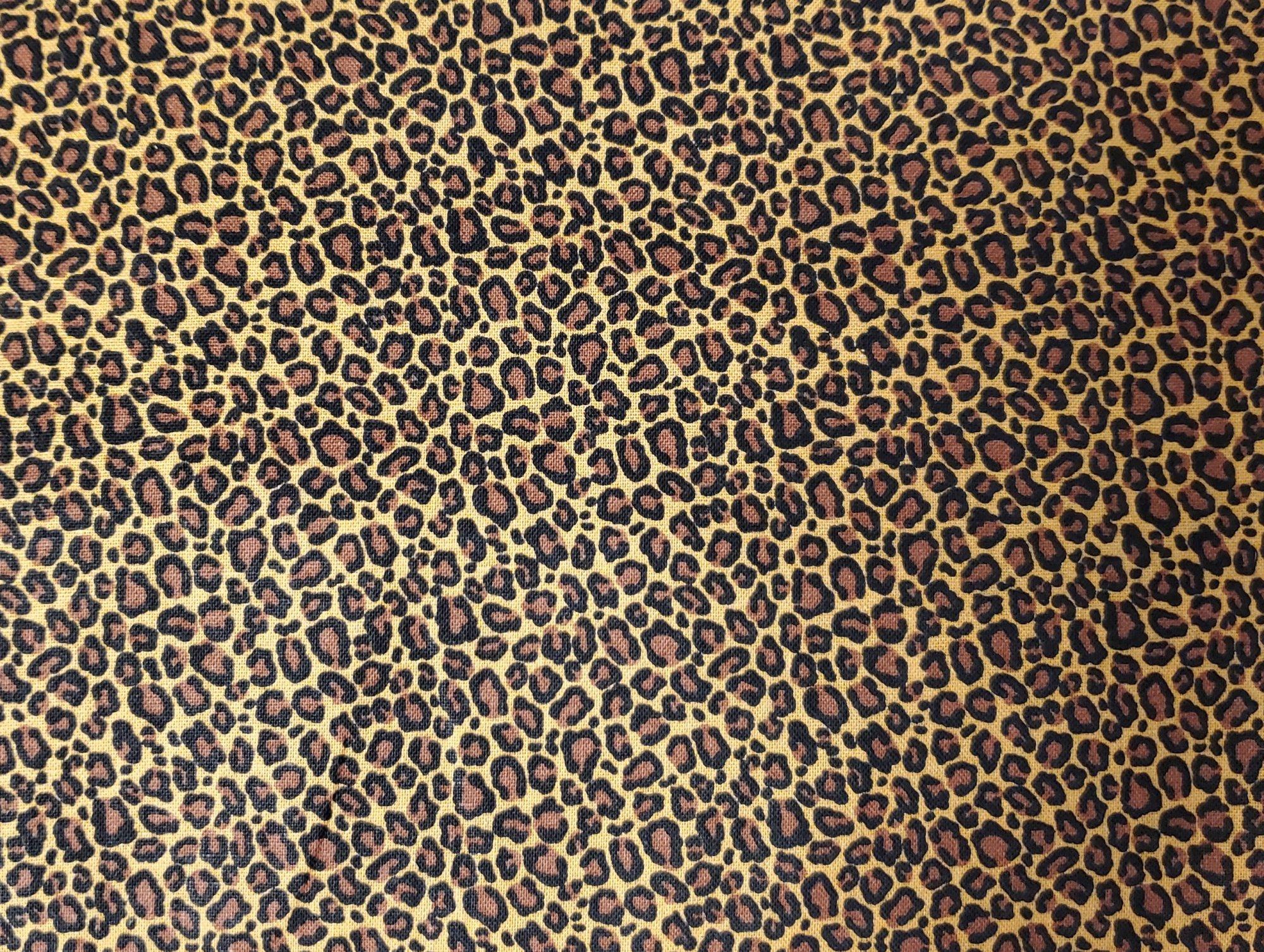 Animal Print #8 - Small jaguar print (?)