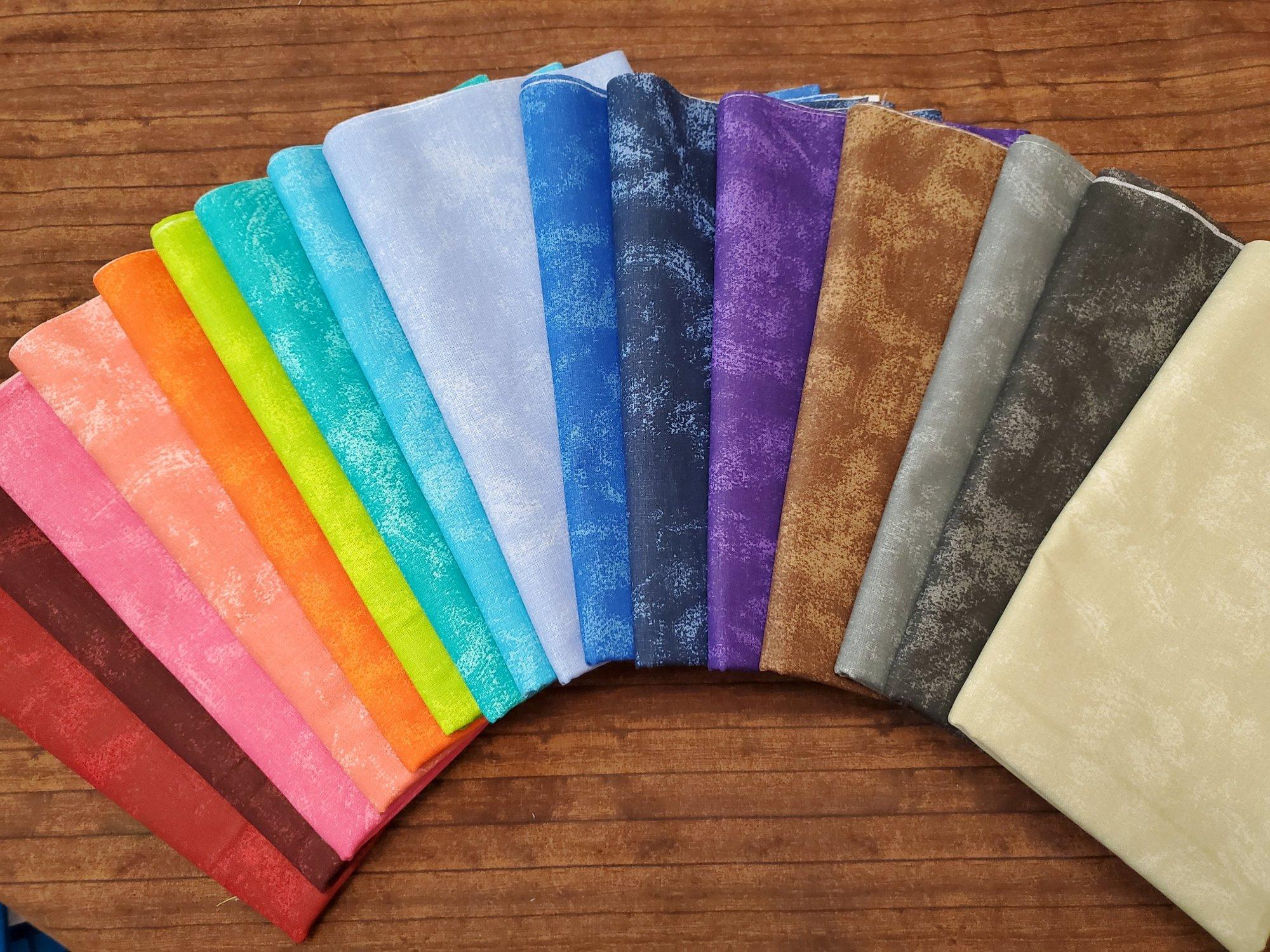 Cloudy - Rachael's Picks - 16 Piece Half Yard Bundle Pack