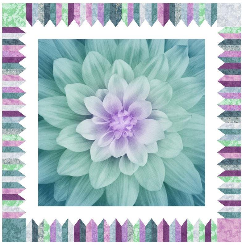Digital Pattern: Dream Big Delight - Hummingbird Digital Pattern by Becky Tillman Petersen