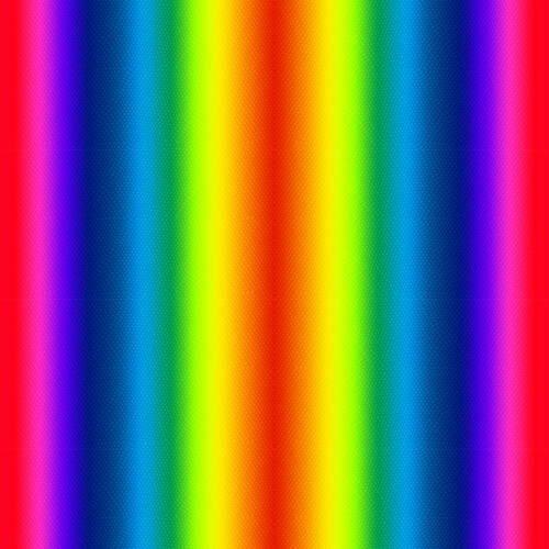 SPECIALTY FABRICS:  Spectrum Rainbow Scales Stripe:  Rainbow Dragon by Sue Ellen Brown for Studio E Fabrics