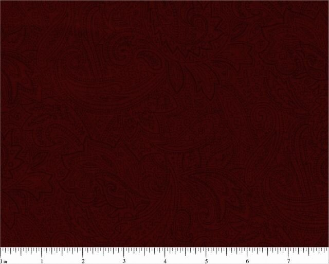Paisley 108 Wide Backings in a Variety of Colors