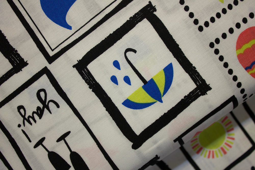 8 Days a Week by Ampersand Design Studio for Windham Fabrics