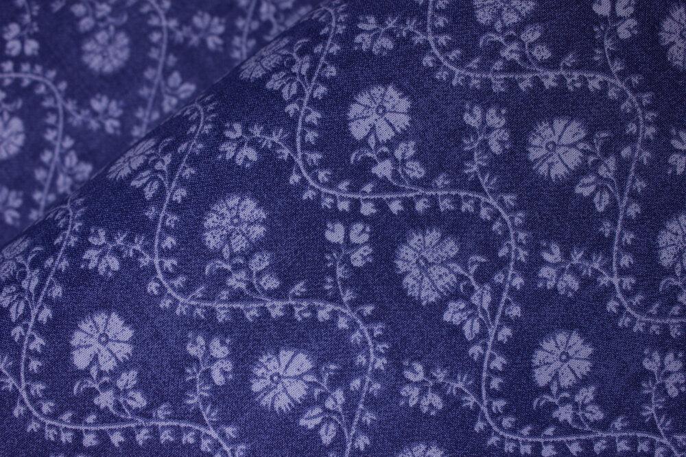 Heirloom Bloom - Wedgewood Blue:  Past Time