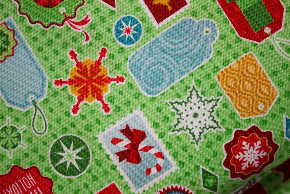 Christmas Cheer: Wrap it Up by Patrick Lose for Patrick Lose Fabrics
