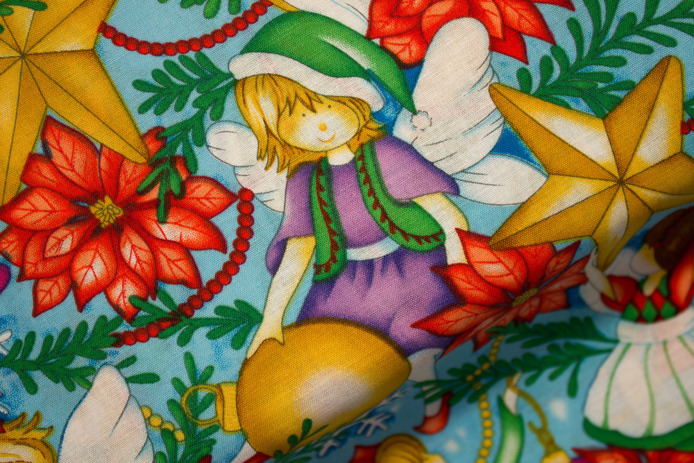 Fairy Allover