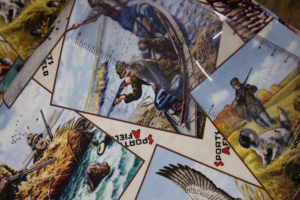 Sports Afield: Bird Hunting in Frames by Elizabeth's Studio