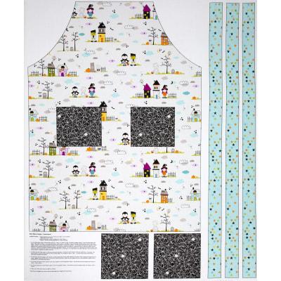 Halloween Magic Apron Panel by Bella Blvd. for Riley Blake Fabrics