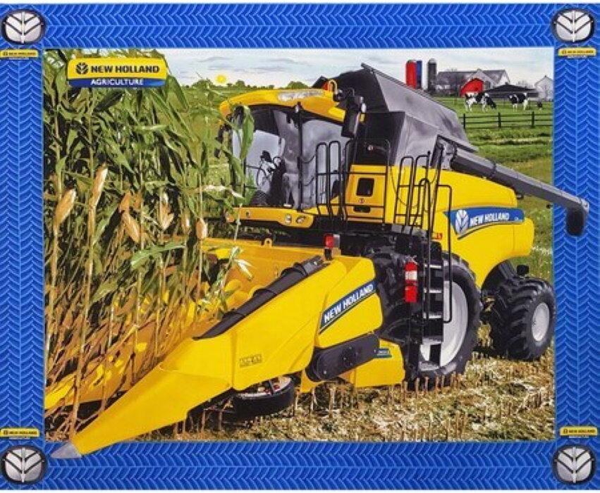 New Holland Corn Picker Panel by Sykel Enterprises