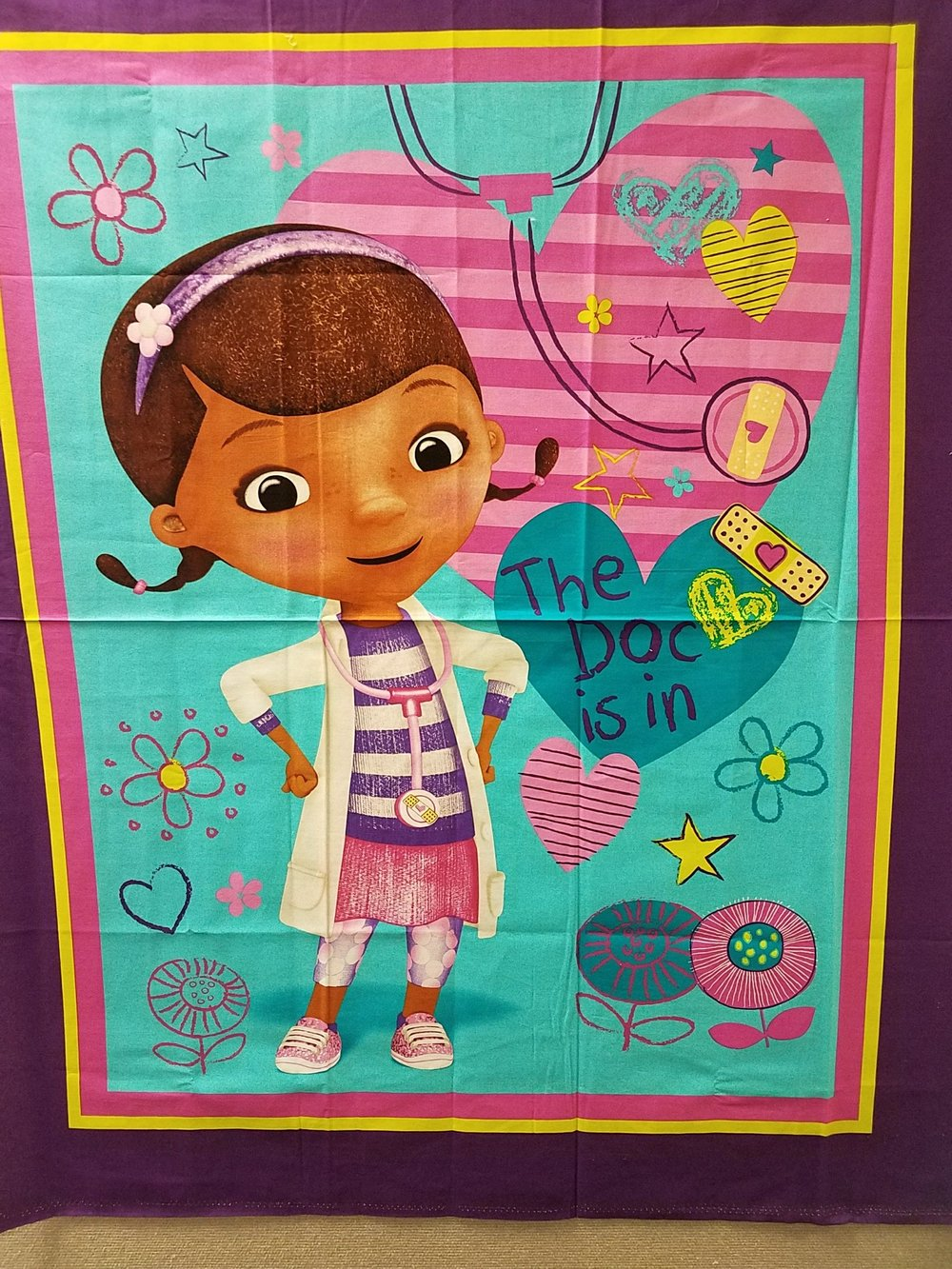 The Doc is In - Doc McStuffins by Disney for Springs Creative
