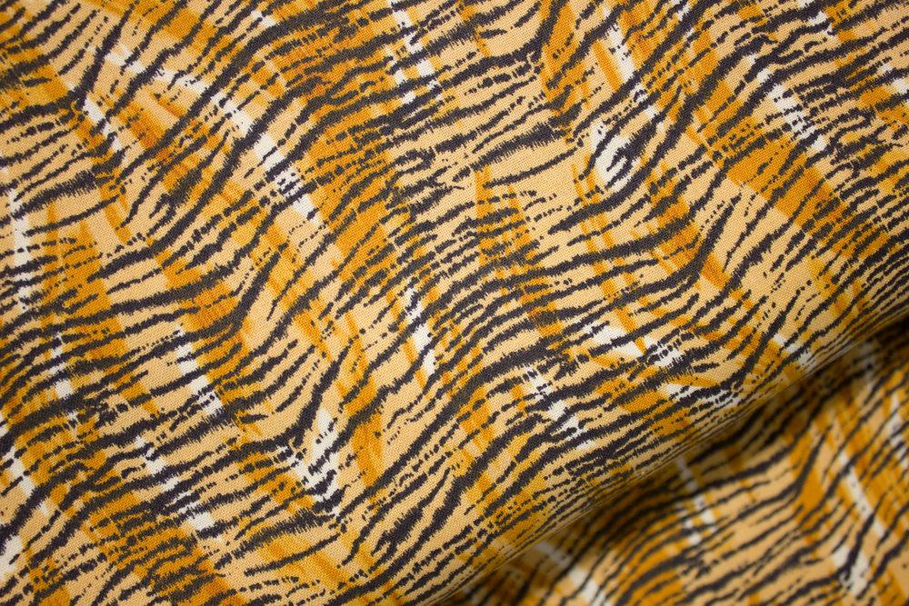 Animal Print #1 - Small Stripes