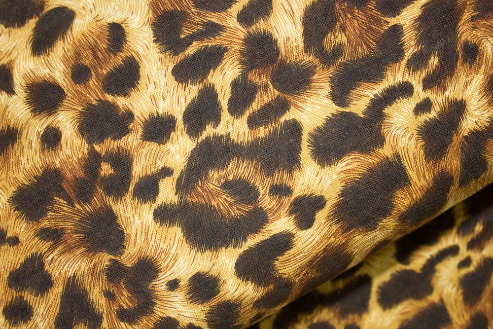 Animal Print #6 - Large Cat Spots