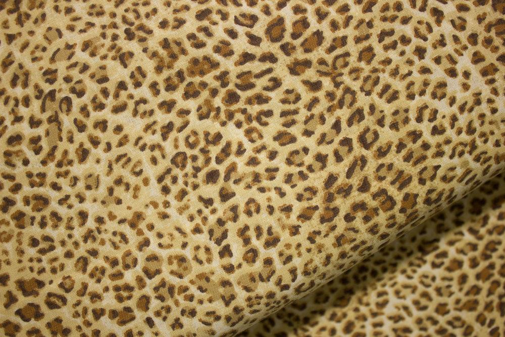 Animal Print #11 - Small Leopard Spots