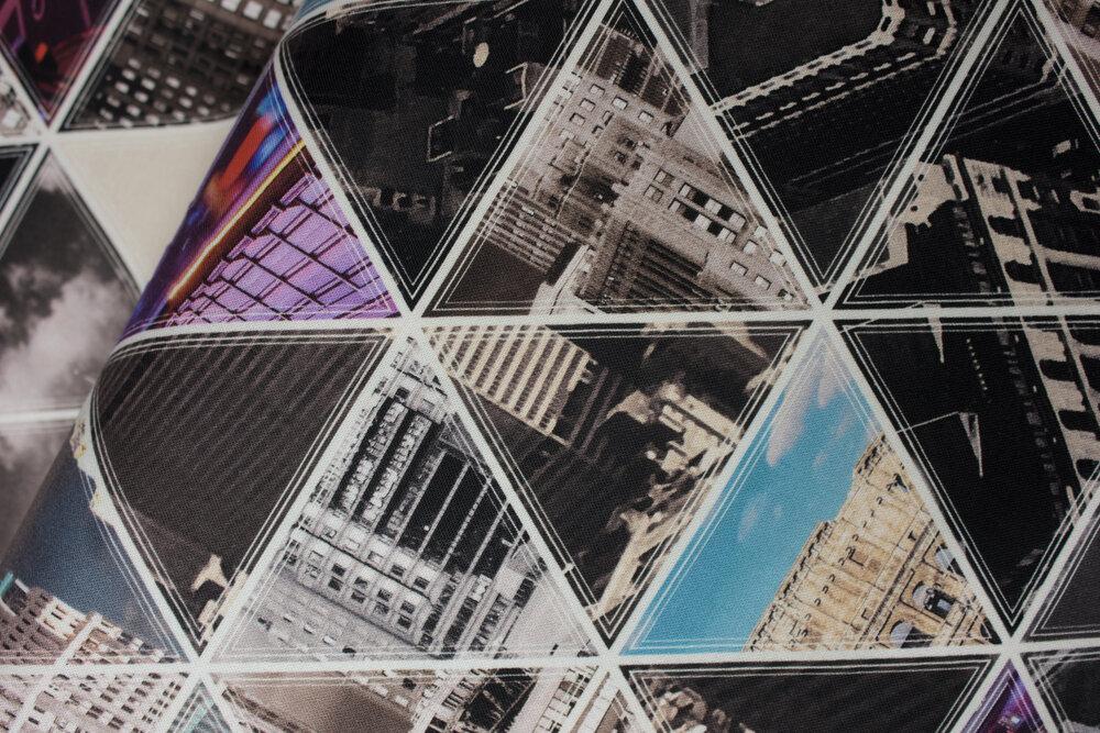SPECIALTY FABRICS ROOM: Prism: Globe Hopper by Hoffman Fabrics