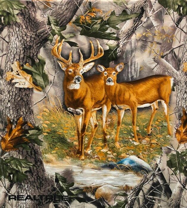 Realtree Deer Panel by Sykel Enterprises