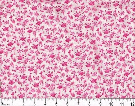 All Varieties of Calico 108 Wide Backing Fabric