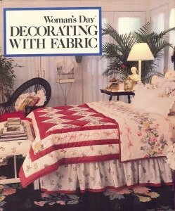 Woman's Day Decorating With Fabric