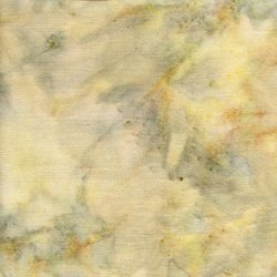 RAYON Yellow Batik:  Icy Terrain by Island Batik.  100% Rayon