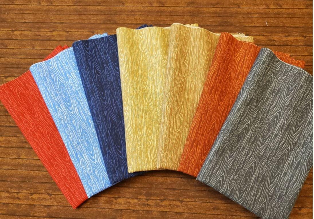Just Boards - Rachael's Picks - 7 Piece Half Yard Bundle Pack