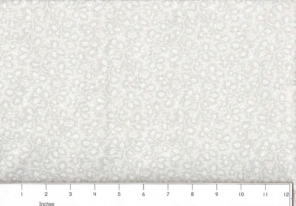Several Varieties of 108 Wide White on White Backing in 3 yard pieces ONLY